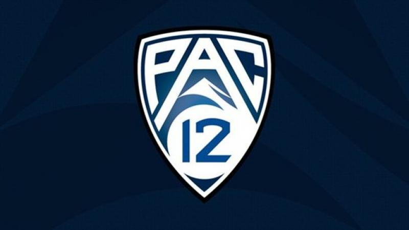 Logo of the Pac-12 conference