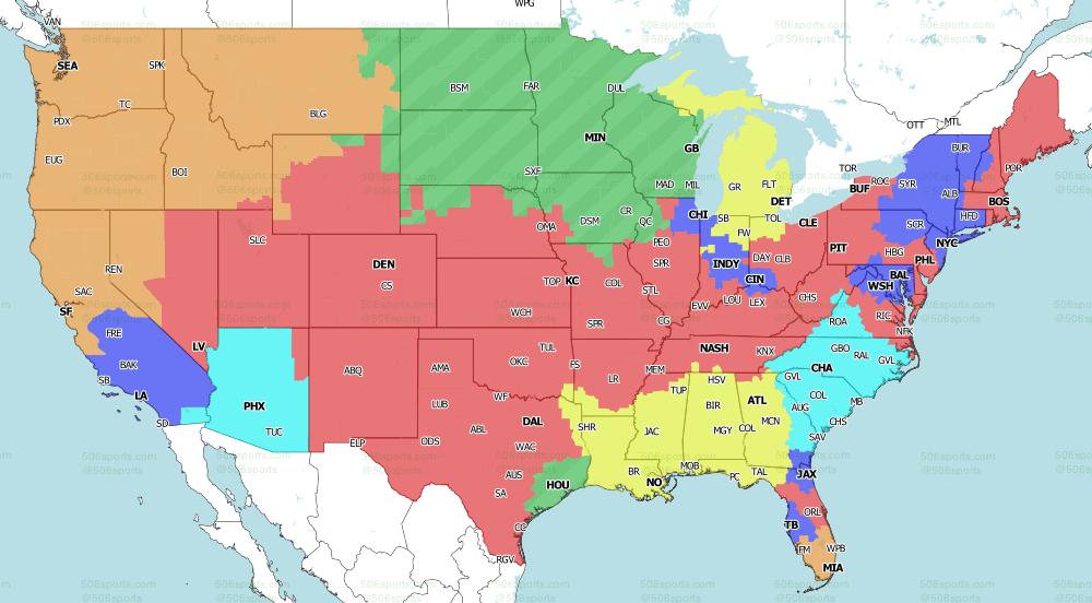 NFL on Fox Single Games Week 4 2020 NFL Season