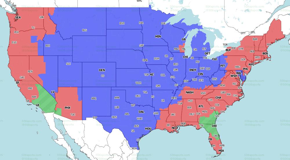 NFL on CBS week 7 2020 nfl season CBS Late games