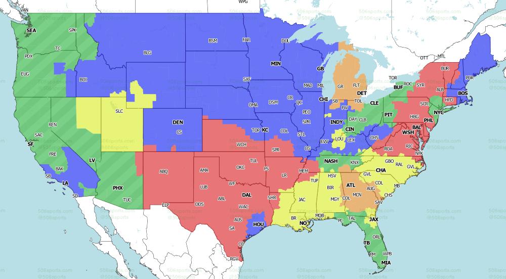 NFL on Fox week 7 2020 nfl season Fox Single games