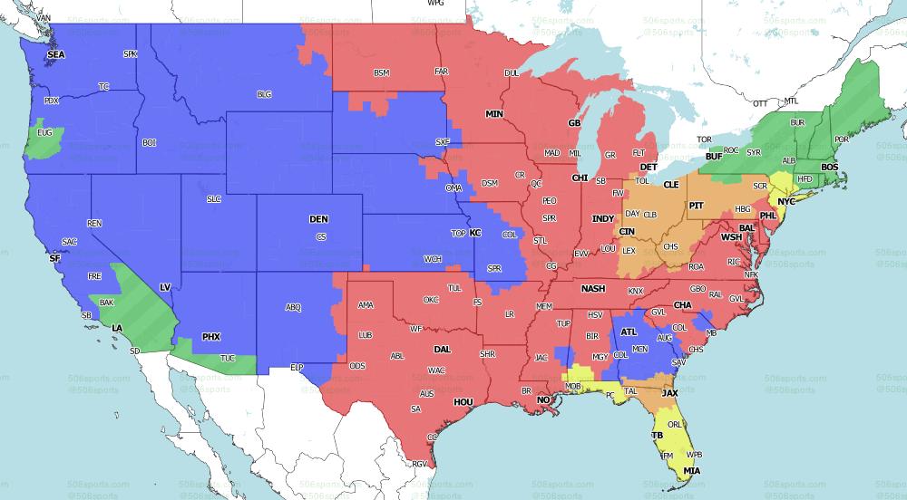 NFL on CBS Early Games Week 12 2020 NFL Season