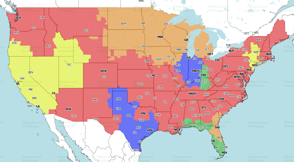NFL  on CBS early games for week 13 of the 2020 NFL Season by 506 Sports
