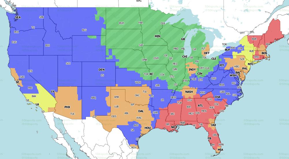 FOX Single Games for week 15 2020 NFL Season