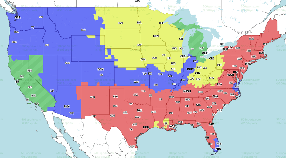 2021 NFL on Fox Early Games